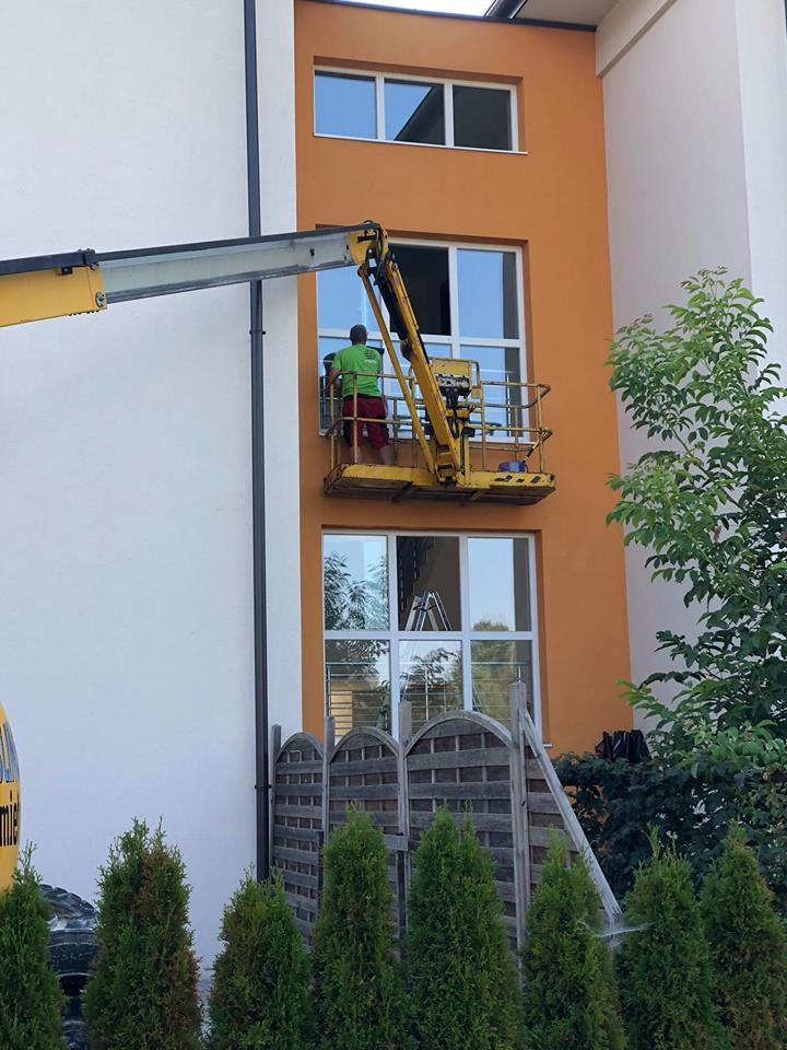 Fensterreinigung von jp-Objektbetreuung in Braunau am inn